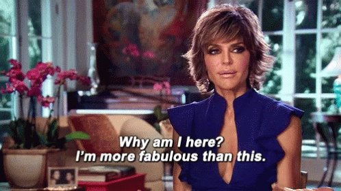 RT @BrittanyClutter: Me sitting at work right now waiting for the new episode of #RHOBH @lisarinna @Andy https://t.co/z0tOSj8QUa