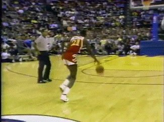 Happy birthday to the Human Highlight Film, Dominique Wilkins