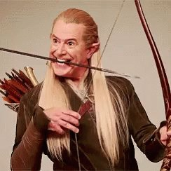 Happy birthday Legolas (Orlando bloom).