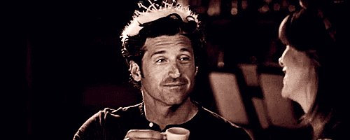 HAPPY BIRTHDAY TO PATRICK DEMPSEY AKA DEREK SHEPHERD AKA LOVE OF MY LIFE