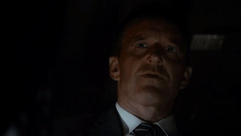 """""""From now on, I'm calling the shots."""" YES, Coulson. #AgentsofSHIELD"""