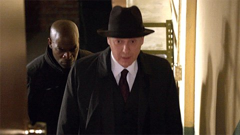 Did someone say war? Thanks for watching #TheBlacklist. We'll see you next Thursday at 10/9c.