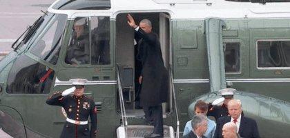 #TrumpInauguration   One Of My Favorite Memories Of  #InaugurationDay  #FarewellObama