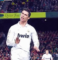 Greatest European Footballer to ever grace this planet. Happy birthday Cristiano Ronaldo.