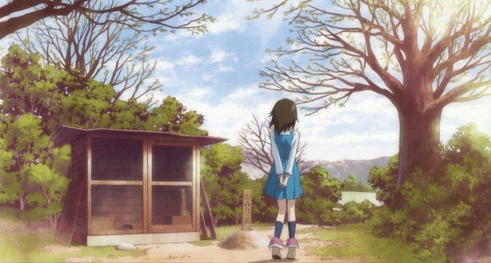 true tears 最終話大切な他者を思って、心が震えた時の涙こそが、もらうに値する涙。そして、その涙は、次の心を震わ