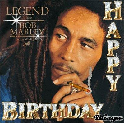 Happy Birthday, Bob Marley !!!