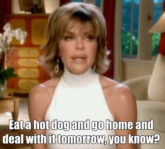 Sounds like a good plan to me because tonight is #RHOBH & #WWHL ???????? https://t.co/TMHIZ5Q6K5