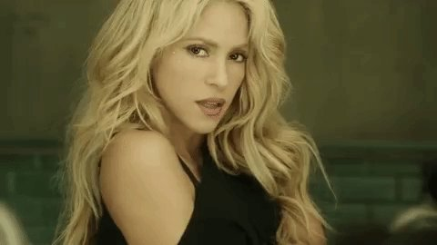 Happy Birthday Shakira, she is 40 today....yes...40, we havent made a mistake
