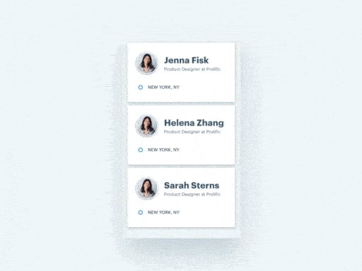 Profile Scroll   Marketing by tatechow freebie