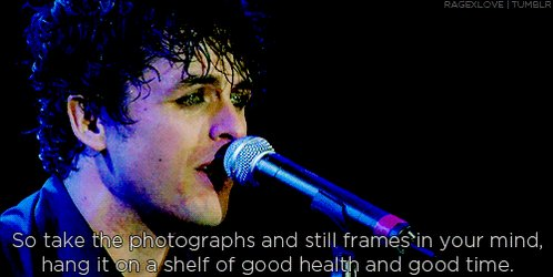 Happy birthday my man, Billie Joe Armstrong.