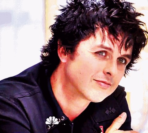 Happy birthday Billie Joe Armstrong!