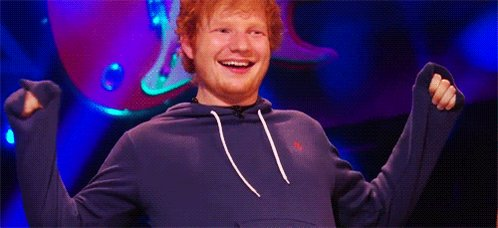 Happy 26th birthday to Ed Sheeran!