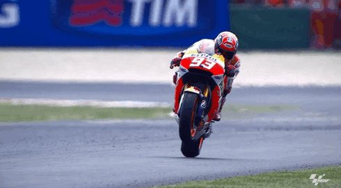 Happy Birthday to the reigning MotoGP World Champion Marc Marquez!