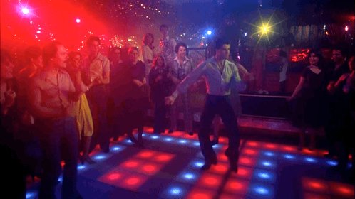 Happy Birthday to the guy with the moves, John Travolta!