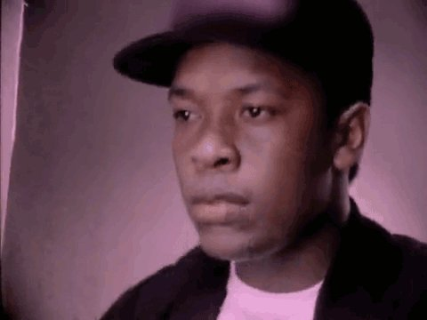Happy Birthday to the homie, Dr. Dre!   EXPRESS YOURSELF!
