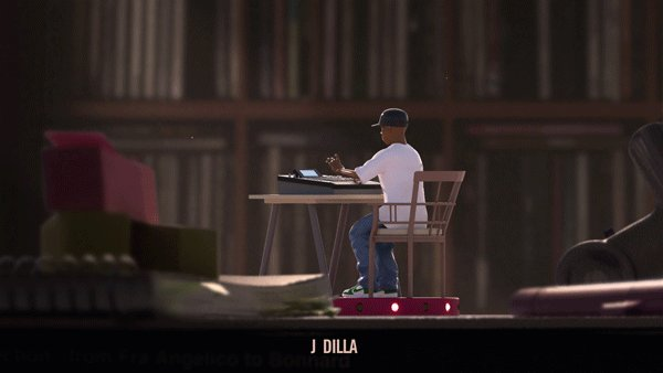 Happy Birthday J Dilla!  Playing some Dilla on