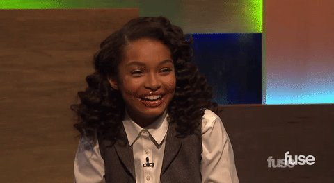 Wait Yara Shahidi is only 17?! Dzamn do the damn thing sis. Happy birthday sistrin