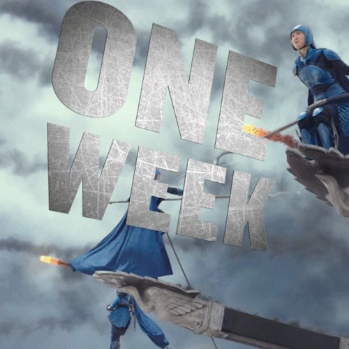 RT @thegreatwall: In ONE WEEK, dive into battle. #TheGreatWall is in theaters February 17. https://t.co/q6ApjkdPW4