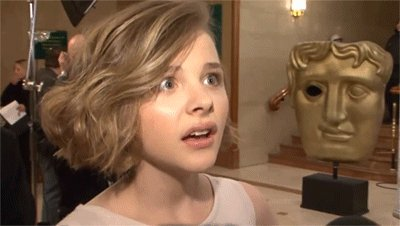 MOOD Happy birthday, Chloe Grace Moretz! You\re the cutest.
