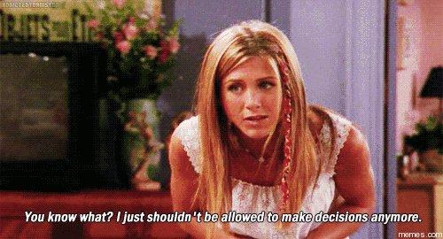 I feel the same way Rachel Happy Birthday Jennifer Aniston