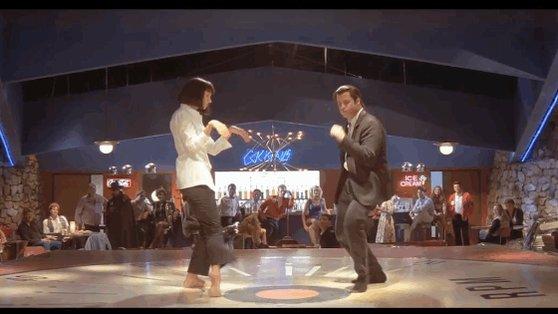 Hoy cumple años el gran Dany Zuko y el gran Vincent Vega. Happy Birthday, John Travolta