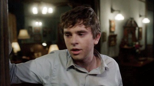 We\re really excited too. Happy Birthday to Freddie Highmore!