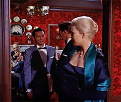 Happy Birthday, Kim Novak. We adore you forever in VERTIGO