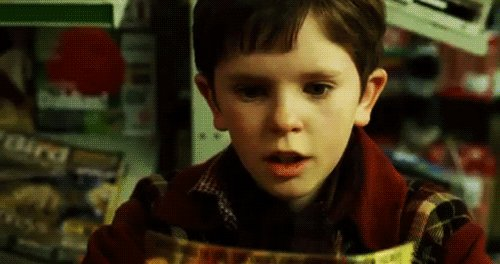 Happy birthday, Freddie Highmore.