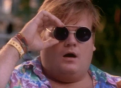 Happy birthday to Chris Farley, who would ve turned 53 today! (Born February 15, 1964)