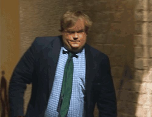 Chris Farley, the world is a little less fun without you. Happy birthday! We miss you.
