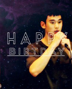 Happy birthday, kim soo hyun
