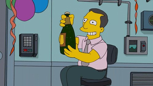 Raise a Duff to our very own Matt Groening. Happy birthday!
