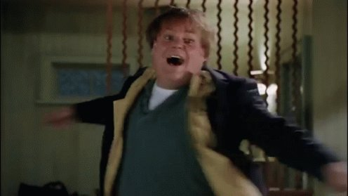 Happy birthday, one of my biggest inspirations. Thank you Chris Farley