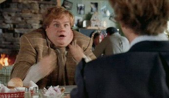Happy Birthday to Chris Farley. Always makes me laugh