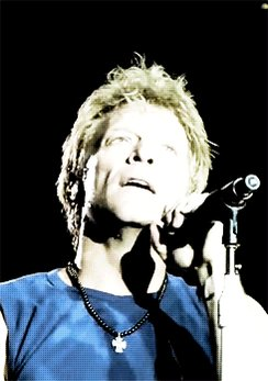 Happy Birthday Jon Bon Jovi !! Can\t wait wait to see you next mth !!