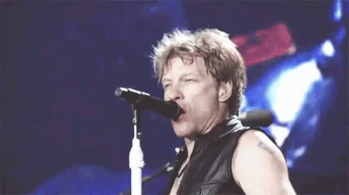 Hold on to what we got! Happy birthday to Jon Bon Jovi!