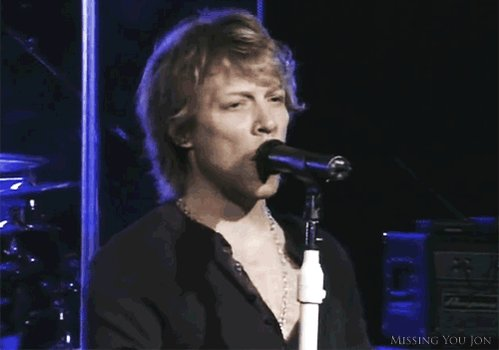 Happy birthday, Jon Bon Jovi!
