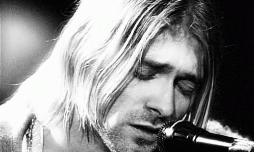 Happy 50th Birthday, Kurt Cobain. Your music & art forever changed my life.