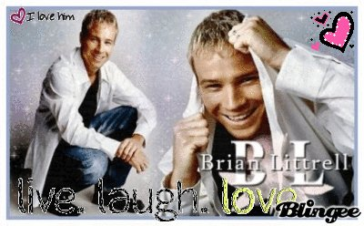 Happy birthday to my number one angel dragon Brian Littrell from the Backstreet Boys.