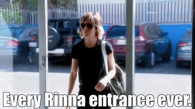 RT @WhatCrappens: Every @lisarinna entrance ever in 2.5 seconds #RHOBH https://t.co/j7SBate8B7 https://t.co/ArYQRtJeDN