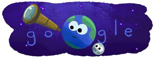 Bem vindos, vizinhos! ☀️ 🌍 🌎 🌏 🌍 🌎 🌏 🌍 @NASA #GoogleDoodle