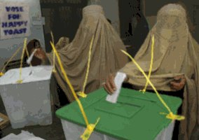 RT @TeamHudson11: Voting in burkas #TellASadStoryInThreeWords #ThursdayThoughts https://t.co/M3ilcRg0IA