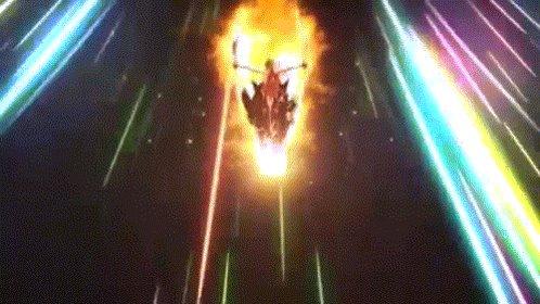 駿太「召喚!超・十二神皇! これが俺の新しいキースピリット、《エグゼシード・F(フォーミュラー)》だ!!」 #Battl