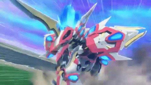 駿太「《超封印》の効果!封印したこのターンの間、エグゼFは最高レベルになる!」 #BattleSpirits #bs_a