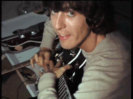 Happy birthday, Magpie! George Harrison (February 25, 1943 - November 29, 2001).