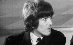 Happy Birthday George Harrison! You\ll always be one of my top musical inspirations.