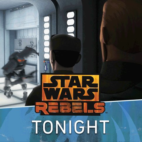 """Thrawn gets serious about dealing with Fulcrum in tonight's #StarWarsRebels. """"Through Imperial Eyes"""" airs at 8:30pm ET/PT on @DisneyXD. https://t.co/DgEwyNLCy2"""
