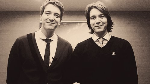 Happy Birthday, Oliver & James Phelps