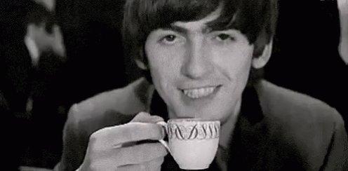 Happy 74th Birthday George Harrison.