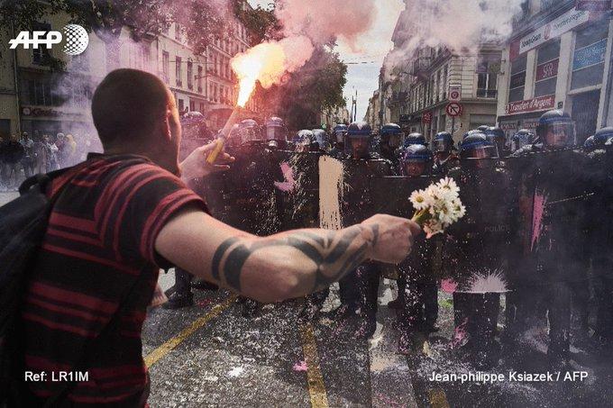 Sept photographes de l'@AFPphoto récompensés au Pictures of the Year International #POYi📸 #AFP